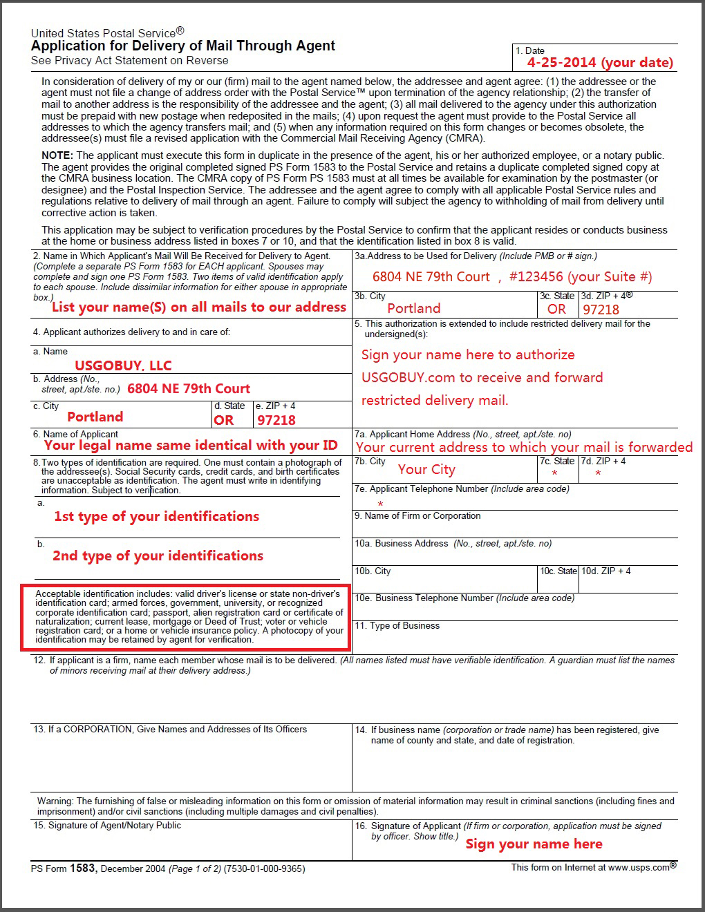 FAQ | USGoBuy International Forwarding Service in US