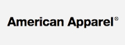 American Apparel USA online shopping