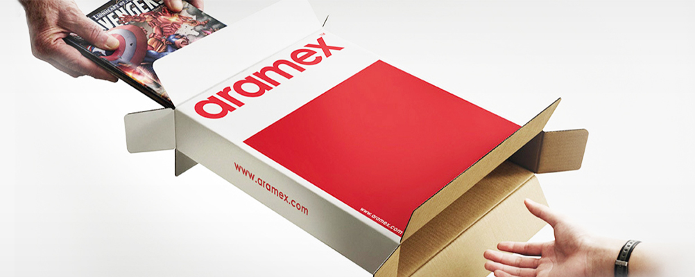 Aramex mail forwarding Latvia