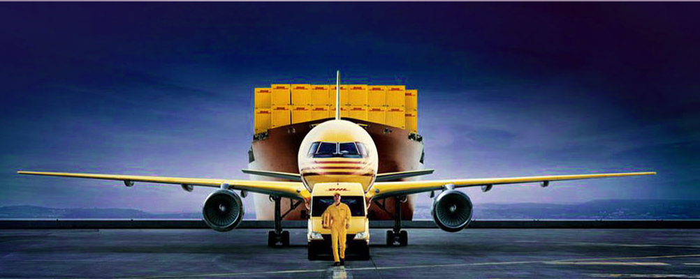 DHL mail forwarding Niger