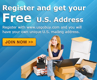 USgobuy parcel forwarder help online shopping Apple usa