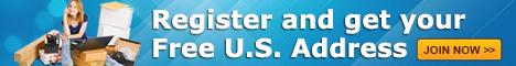 USgobuy parcel forwarder help online shopping UGG australia usa