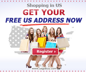 Shopping at any USA online stores becomes easy with USGoBuy international package forwarding service!