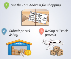 USgobuy parcel forwarder help online shopping Etsy usa