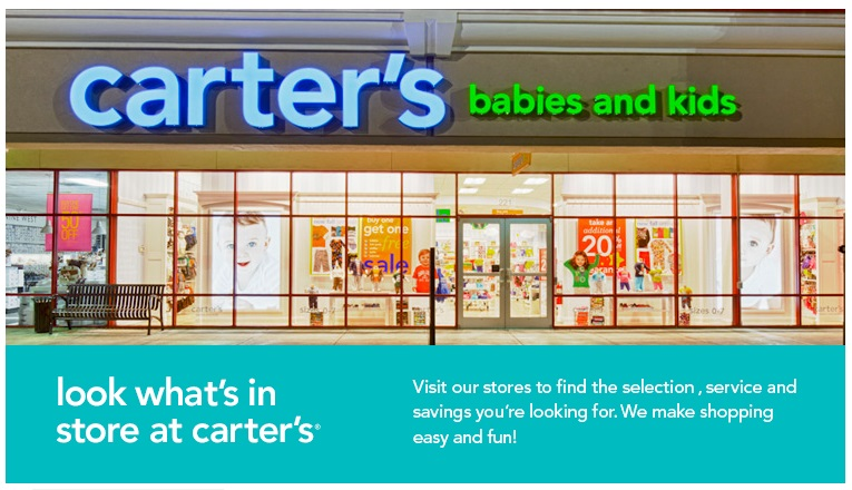 USgobuy parcel forwarder help online shopping Carter's usa