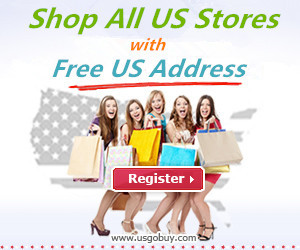 set up your US address with USGoBuy