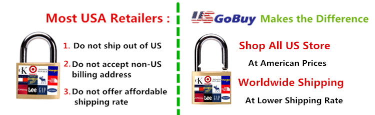 USGoBuy package forwarding service changes US shopping